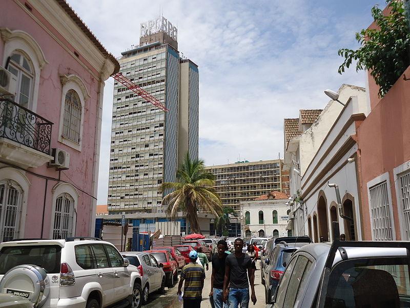Documenting Luanda