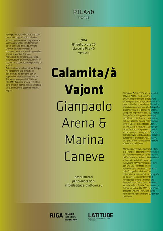 Calamita/à Vajont