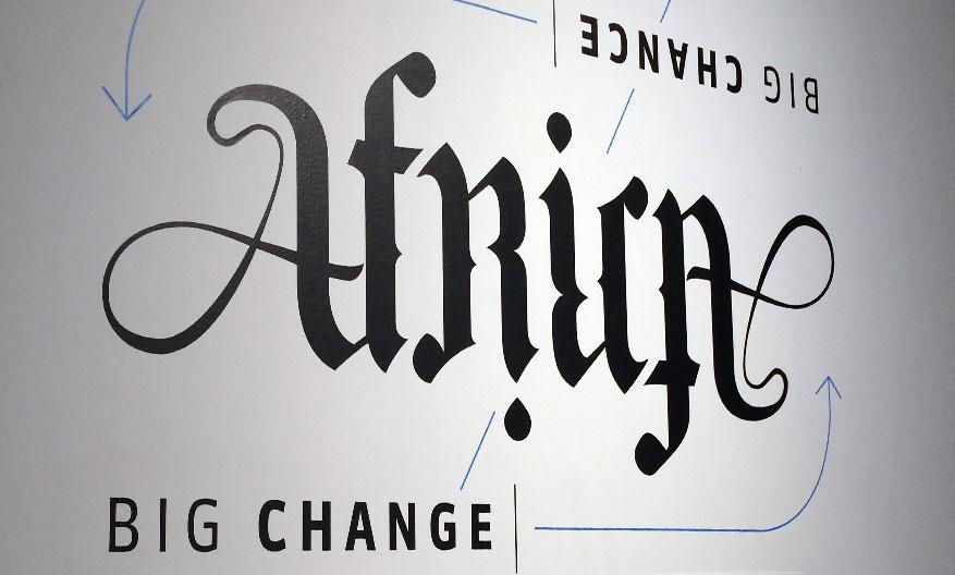 Africa Big Change/Chance