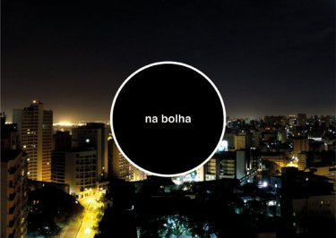 'Na bolha' at P. F. Gastal Cinema, Porto Alegre
