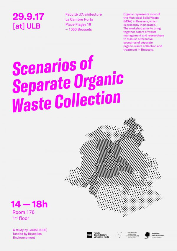 Scenarios of Separate Organic Waste Collection at ULB