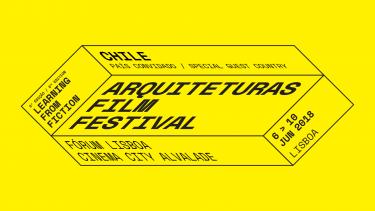 Arquitecturas Film Festival, Lisbon