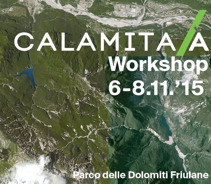 The Wave at Calamita/à Workshop